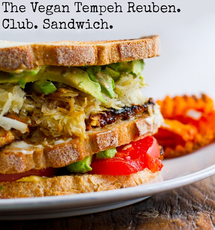 6 Vegan Sandwiches To Rock Your World