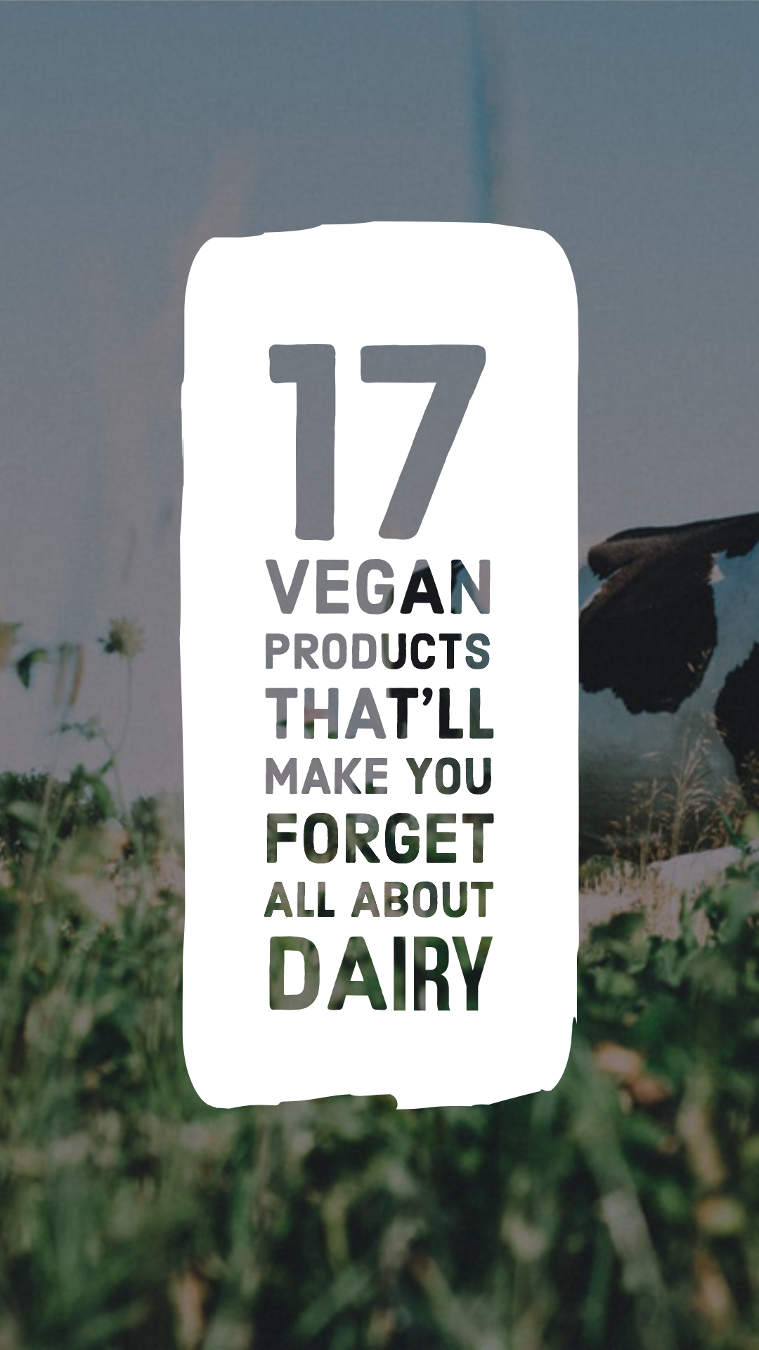 17 Vegan Products That'll Make You Forget All About Dairy