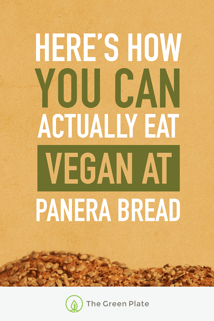 Here Are Our Favorite Vegan Options at Panera Bread