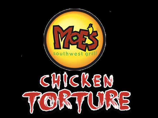 Moe 39 s southwest grill chicken torture - Grille pain transparent magimix ...