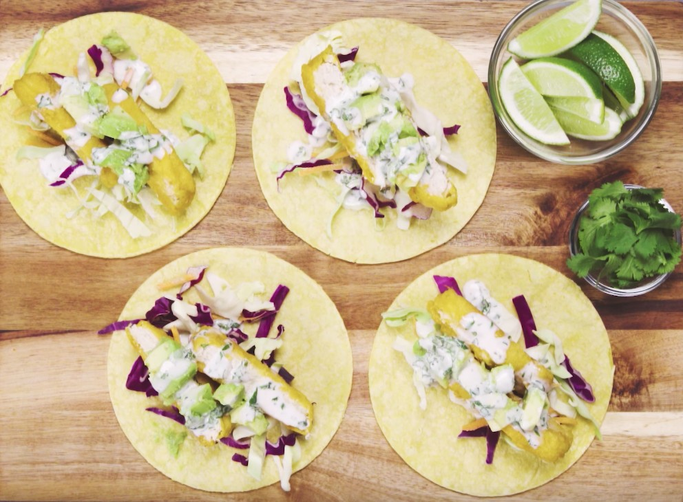 How to make vegan fish tacos at home that are better than for Make fish tacos