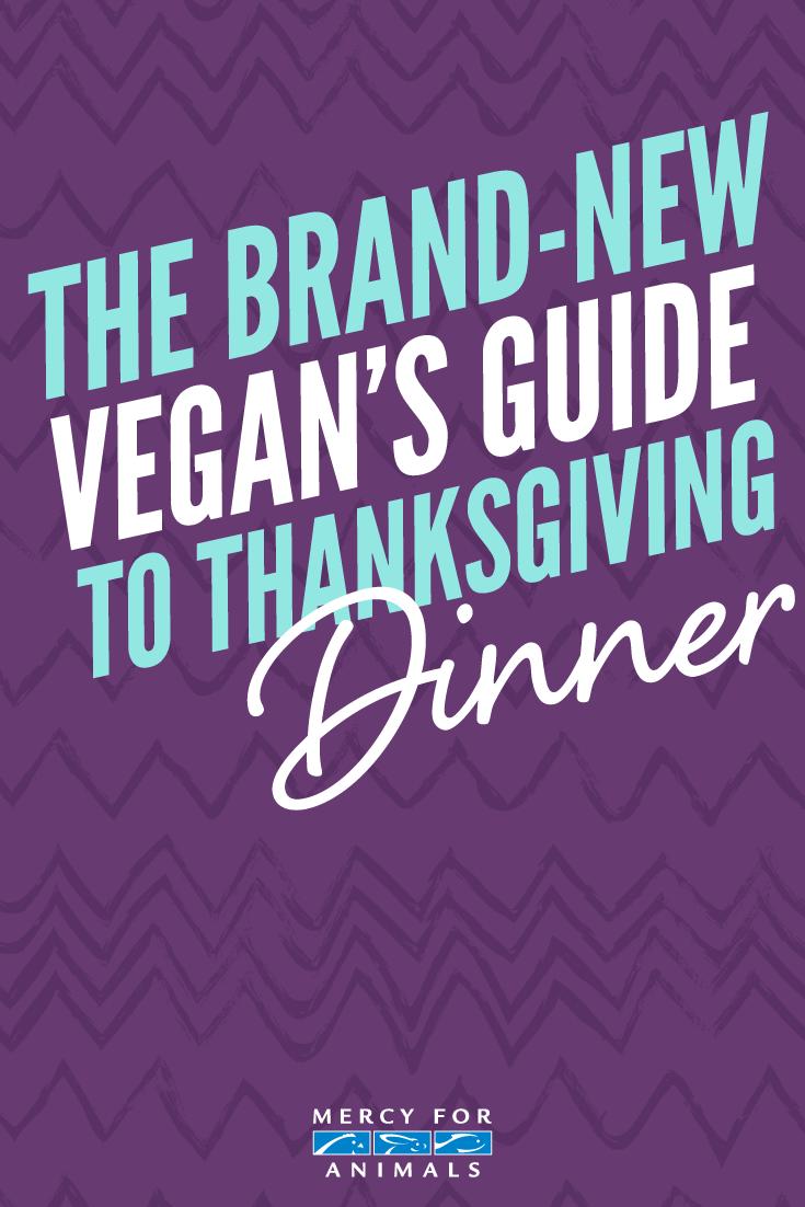 The Brand-New Vegan's Guide to Thanksgiving Dinner