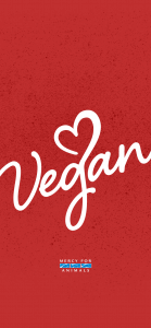 Vegan-iphone-X-139x300 These 10 Free Vegan iPhone Wallpapers Will Inspire You
