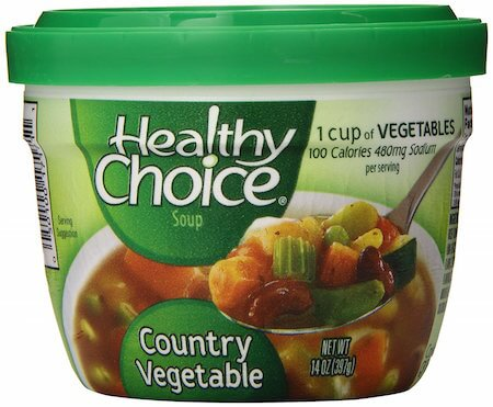 13 canned vegan soups for when you re sick af for Country garden 6 pack