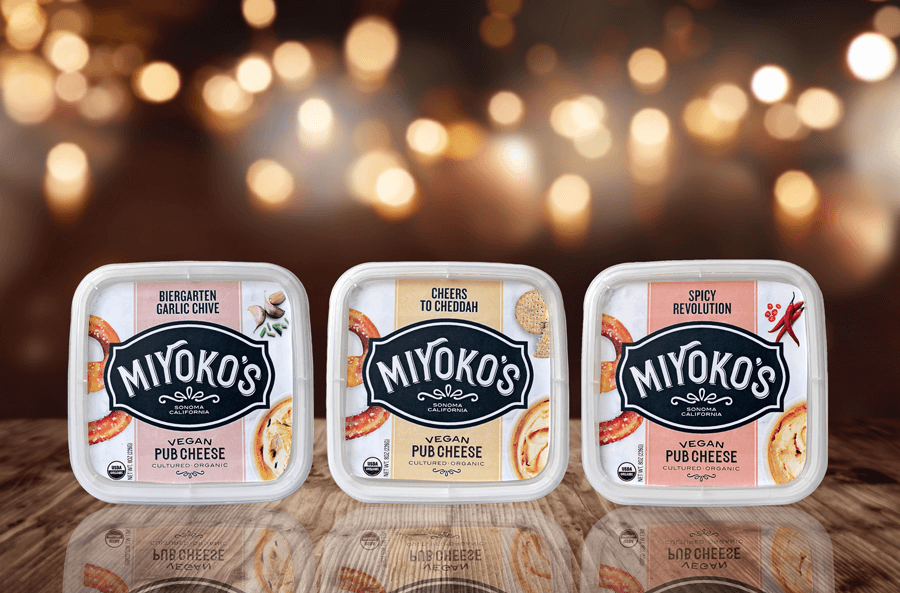Pub-Cheese While You Were Out Miyoko Unveiled Six New Vegan Cheese Flavors