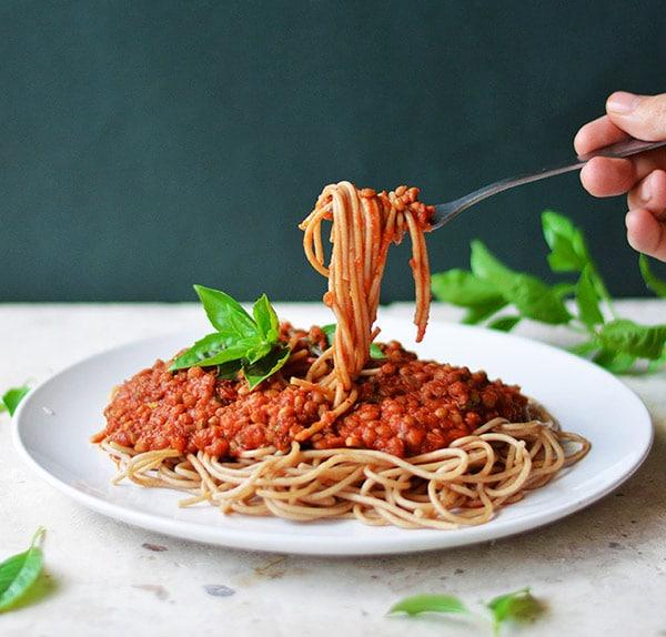 Spaghetti-a-la-bolognesa