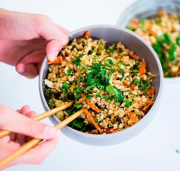 arroz-coliflor