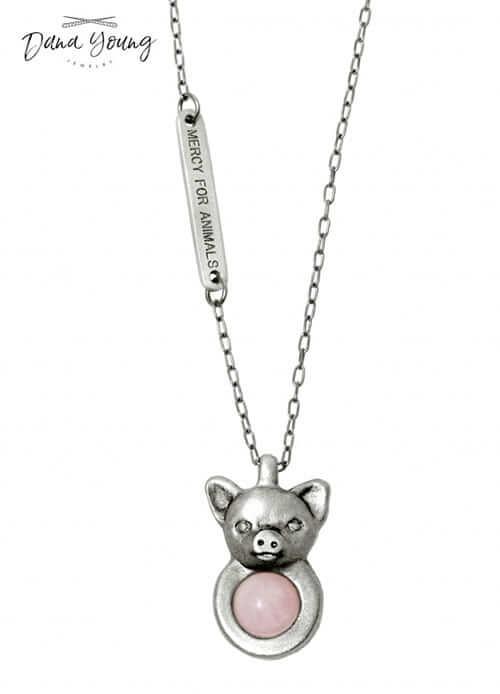 Piglet Necklace