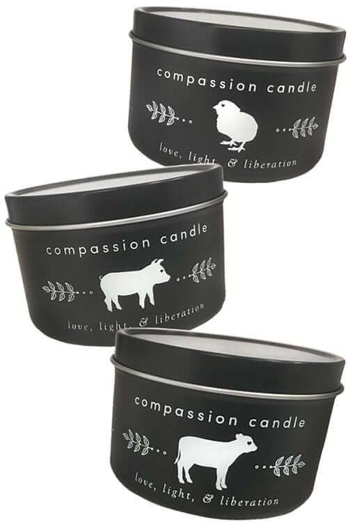 'Compassion' Candles