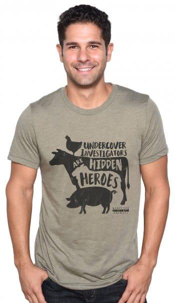 'Hidden Heroes' T