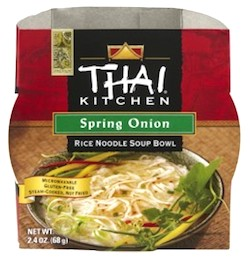 Thai Kitchen Spring Onion Soup Bowl