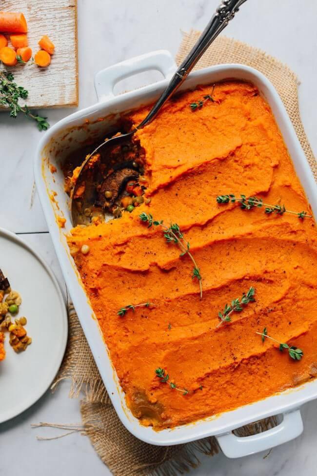 Sweet Potato Plant Based Recipes